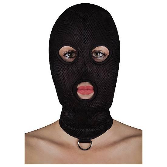 EXTREME MASCARA BACACLAVE - Máscaras BDSM Bondage - Sex Shop ARTICULOS EROTICOS