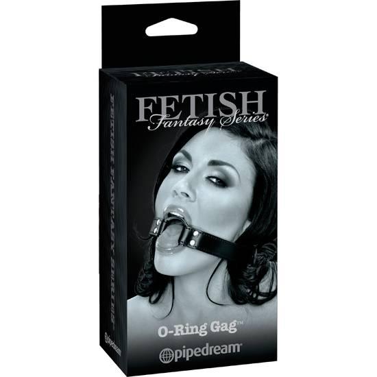 FETISH FANTASY EDICION LIMITADA O-RING GAG - Mordazas BDSM Bondage - Sex Shop ARTICULOS EROTICOS