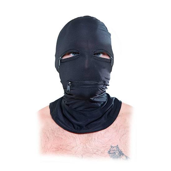 FETISH FANTASY MASCARA CON ABERTURA EN LOS OJOS - Máscaras - SEXSHOP