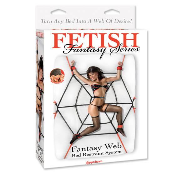 FETISH FANTASY TELARAÑA DE FANTASIA - BDSM Bondage Accesorios Mobiliarios - Sex Shop ARTICULOS EROTICOS