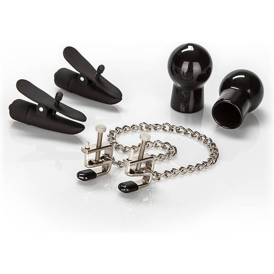 KIT ÍNTIMO PARA ÉL - BDSM Bondage Kit - Sex Shop ARTICULOS EROTICOS