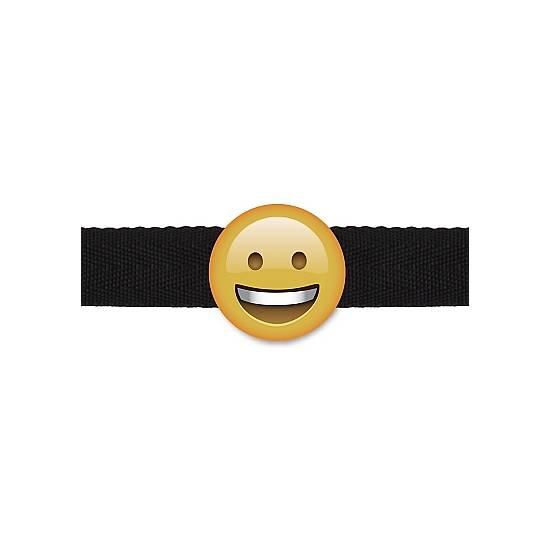 SMILEY EMOJI - MORDAZA - Accesorios Disfraces Eróticos Varios - Sex Shop ARTICULOS EROTICOS