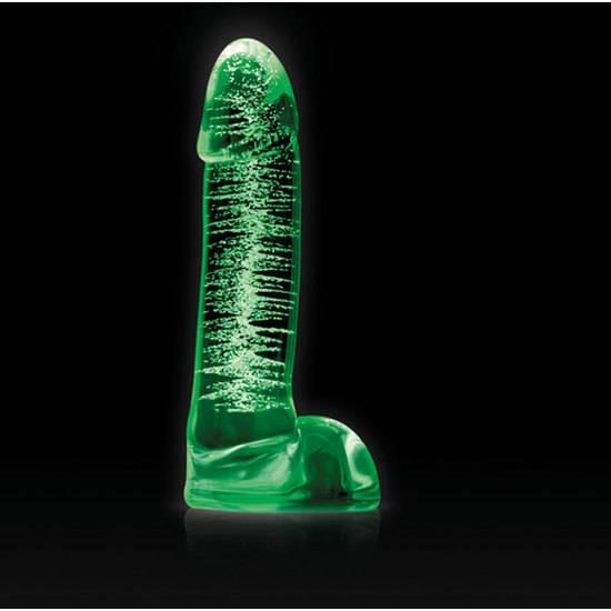 FIREFLY PENE DE CRISTAL - Dildos Juguetes Sexuales - Sex Shop ARTICULOS EROTICOS