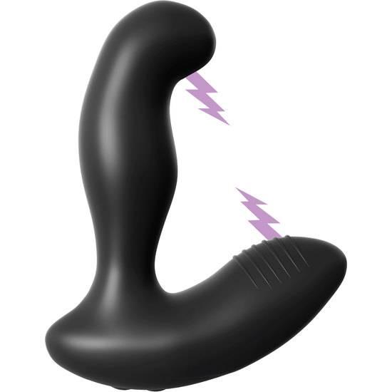 ELECTRO STIM VIBRADOR PARA LA PRÓSTATA - Juguetes Sexuales Estimuladores Prostata - Sex Shop ARTICULOS EROTICOS