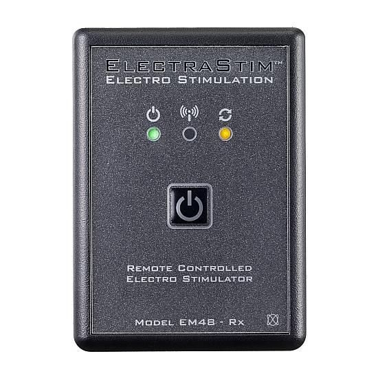 UNIDAD RECEPTORA ADICIONAL ELECTROESTIMULACIÓN - Juguetes Sexuales Electroestimulación - Sex Shop ARTICULOS EROTICOS