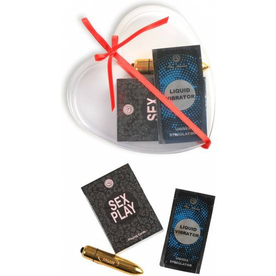 KIT PLAY LOVE - Juegos en Grupo - Sex Shop ARTICULOS EROTICOS