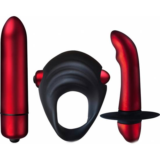 TRULY YOURS -KIT PAREJAS - Juguetes Sexuales Kit - Sex Shop ARTICULOS EROTICOS