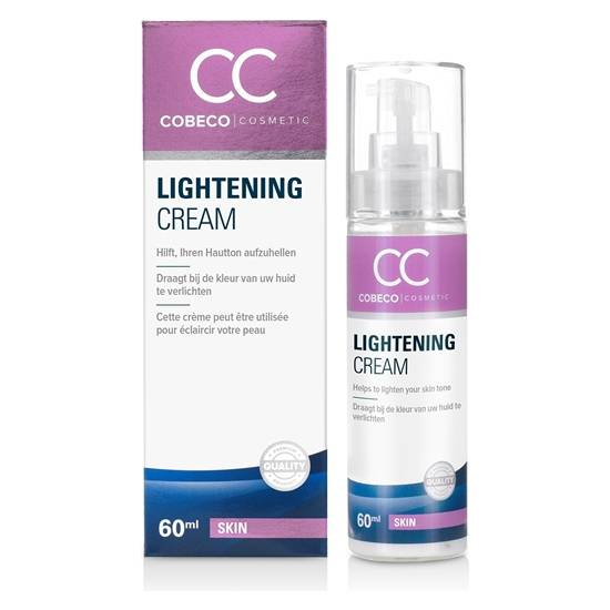 LIGHTENING CREAM 60ML - Cuidado Íntimo Varios - Sex Shop ARTICULOS EROTICOS