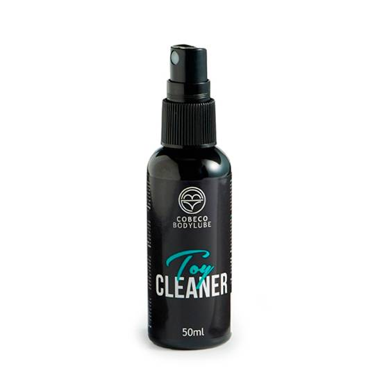 COBECO TOY CLEANER LIMPIA JUGUETES 50 ML - Higiene Jueguetes Eróticos - Sex Shop ARTICULOS EROTICOS
