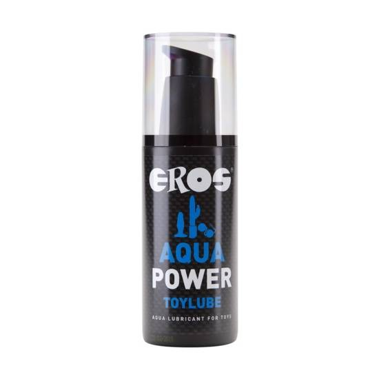 EROS AQUA POWER TOYLUBE 125ML - Cosmética Erótica con Base de Agua - Sex Shop ARTICULOS EROTICOS