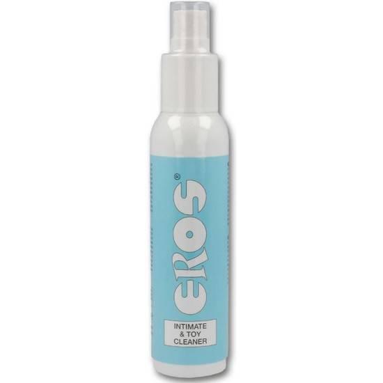 EROS INTIMATE LIMPIADOR DE JUGUETES 200ML - Higiene Jueguetes Eróticos - Sex Shop ARTICULOS EROTICOS