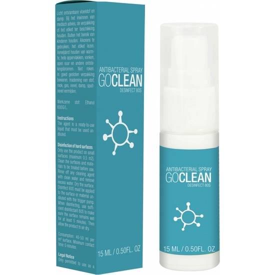 GO CLEAN - 15 ML - Higiene Jueguetes Eróticos - Sex Shop ARTICULOS EROTICOS