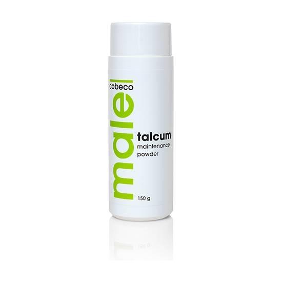 MALE COBECO TALCUM POWDER 150GR - Higiene Jueguetes Eróticos - Sex Shop ARTICULOS EROTICOS