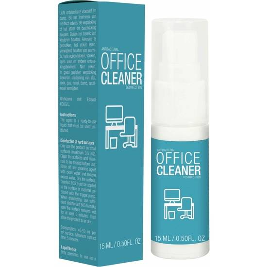 OFFICECLEANER - 15 ML - Higiene Jueguetes Eróticos - Sex Shop ARTICULOS EROTICOS