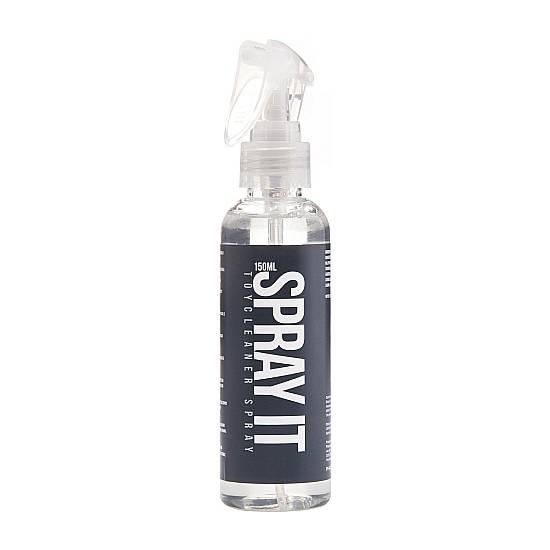 SPRAY IT - LIMPIADOR DE JUGUETES 150ML - Higiene Jueguetes Eróticos - Sex Shop ARTICULOS EROTICOS
