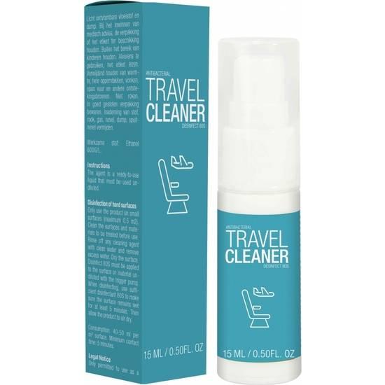 TRAVEL CLEANER -15 ML - Higiene Jueguetes Eróticos - Sex Shop ARTICULOS EROTICOS