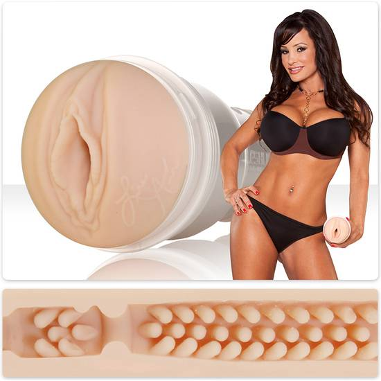 FLESHLIGHT SIGNATURE COLLECTION VAGINA LISA ANN BARRACUDA | JUGUETES XXX MASTURBADORES EL | Sex Shop
