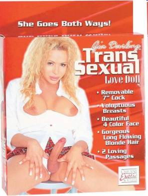 GIA DARLING MUÑECA HINCHABLE TRANSEXUAL - Juguetes Sexuales Masturbadores Muñecos - Sex Shop ARTICULOS EROTICOS