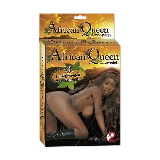 MUÑECA HINCHABLE AMADA REINA AFRICANA - Juguetes Sexuales Masturbadores Muñecos - Sex Shop ARTICULOS EROTICOS