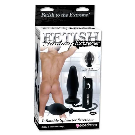 FETISH FANTASY EXTREME PLUG HINCHABLE - Juguetes Sexuales Pene Varios - Sex Shop ARTICULOS EROTICOS