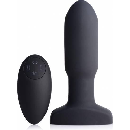 10X INFLATABLE + PLUG ANAL DE SILICONA CON VIBRADOR - Juguetes Sexuales Anal Vibrador - Sex Shop ARTICULOS EROTICOS