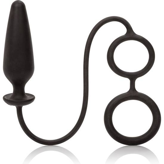 DR. JOEL SILICONE PROBE & DUAL RING | JUGUETES XXX PLUGS | Sex Shop