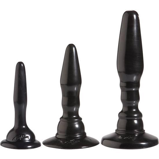 KIT ENTRENAMIENTO ANAL - Juguetes Sexuales  Anales Kits - Sex Shop ARTICULOS EROTICOS