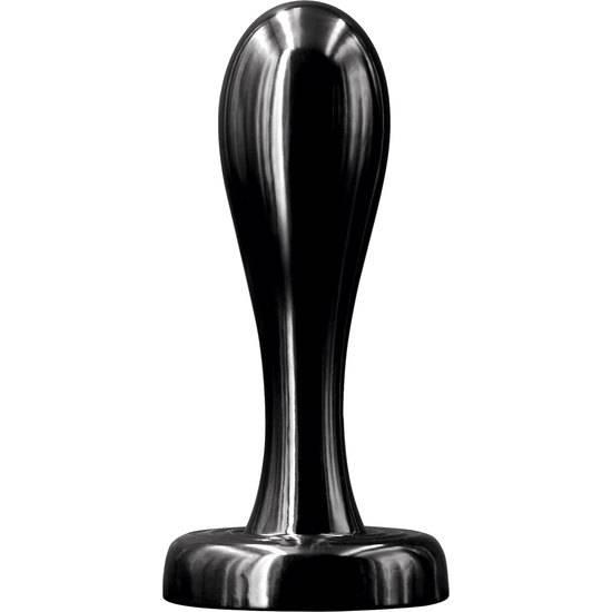RENEGADE BOWLER PLUG GRANDE - NEGRO - Juguetes Sexuales Anales Anal - Sex Shop ARTICULOS EROTICOS