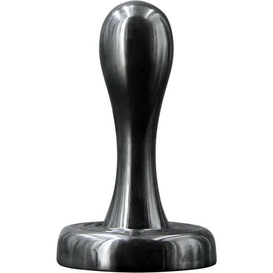 RENEGADE BOWLER PLUG PEQUEÑO - NEGRO - Juguetes Sexuales Anales Anal - Sex Shop ARTICULOS EROTICOS