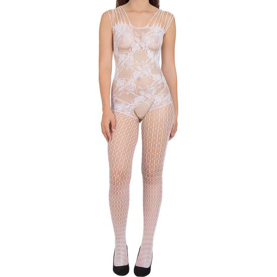 BODY CLAWED BLANCO - Lenceria Sexy Femenina Bodys - Sex Shop ARTICULOS EROTICOS