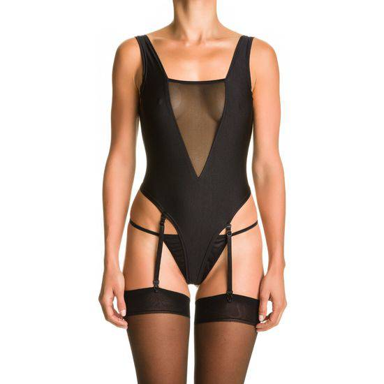 BODY EVE NEGRO - Lenceria Sexy Femenina Bodys - Sex Shop ARTICULOS EROTICOS