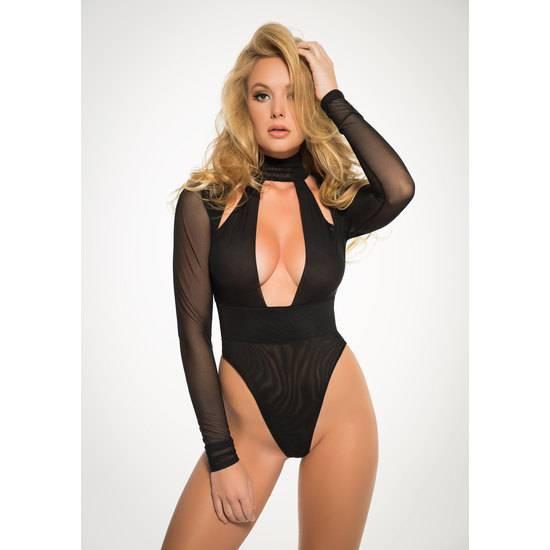 CORSELETTE BODY CON LIGUEROS - Lenceria Sexy Femenina Bodys - Sex Shop ARTICULOS EROTICOS