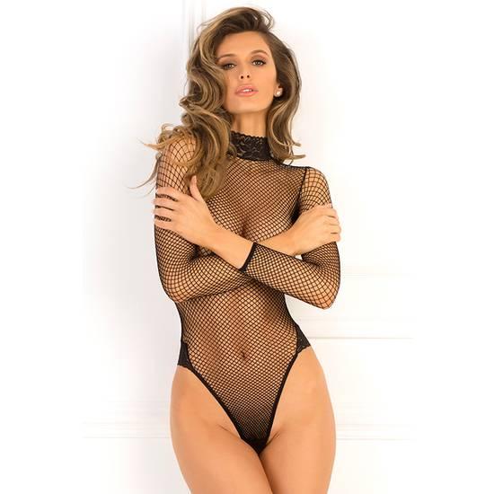 HIGH DEMAND BODY MALLA - Lenceria Sexy Femenina Bodys - Sex Shop ARTICULOS EROTICOS