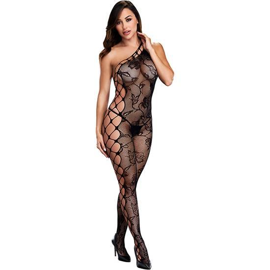 OFF THE SHOULDER BODYSTOCKING - Lenceria Sexy Femenina Bodys - Sex Shop ARTICULOS EROTICOS