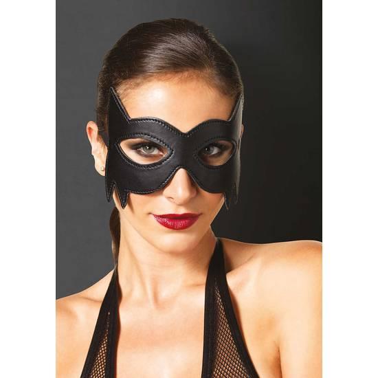 MASCARA FANTASIA GATO NEGRO - juegos Eroticos-Accesorios Fiestas Mascaras-SexShop ARTICULOS EROTICOS