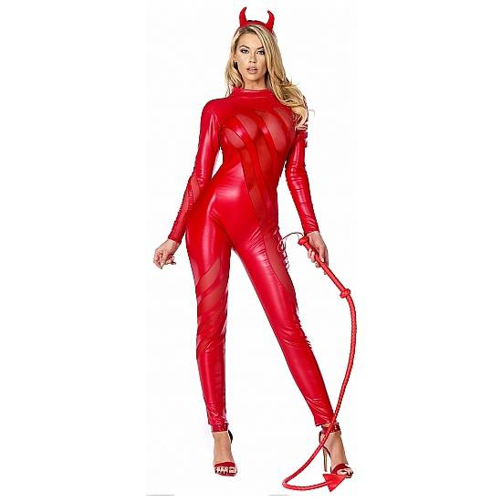 DISFRAZ VILE VIXEN SEXY DEVIL - Disfraces Eróticos Disfraz - Sex Shop ARTICULOS EROTICOS
