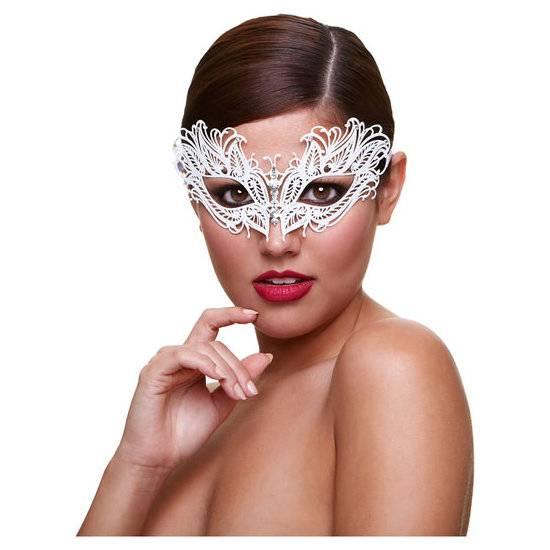 BACI MASCARA REINA DE LAS NIEVES - Máscaras BDSM Bondage - Sex Shop ARTICULOS EROTICOS