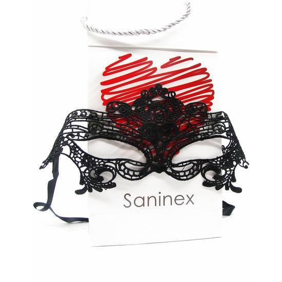 SANINEX MASCARA EXCITING EXPERIENCE   LENCERIA MASCARAS Y ESPOSAS   Sex Shop