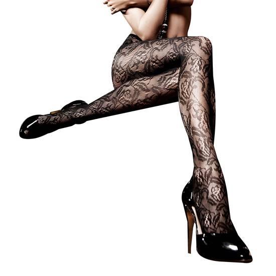 BACI PANTYS DE ENCAJE - Lenceria Sexy Femenina Pantys - Sex Shop ARTICULOS EROTICOS