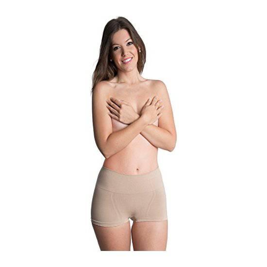 ANAISSA SHORTY YOUNG CONTROL EFECTO 3D CON TECNOLOGÍA BIOTECH DOBLE ACCION BEIGE - Talla L | LENCERIA REDUCTORA | Sex Shop
