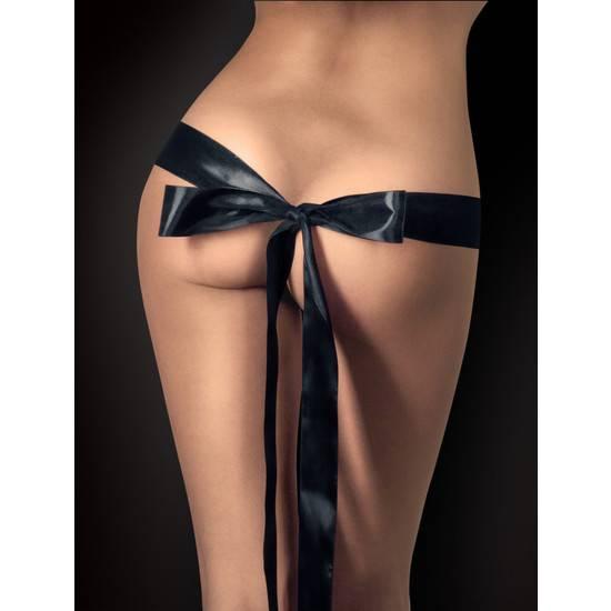 CINTA DE SEDA MULTIUSOS NEGRO - BDSM Bondage Cintas - Sex Shop ARTICULOS EROTICOS