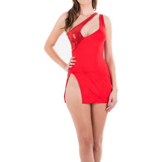 VESTIDO BARBADOS ROJO - Mujer Sexy Vestidos - Sex Shop ARTICULOS EROTICOS