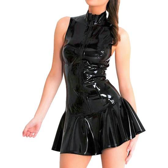 VESTIDO THRILLING NEGRO - Mujer Sexy Vestidos - Sex Shop ARTICULOS EROTICOS
