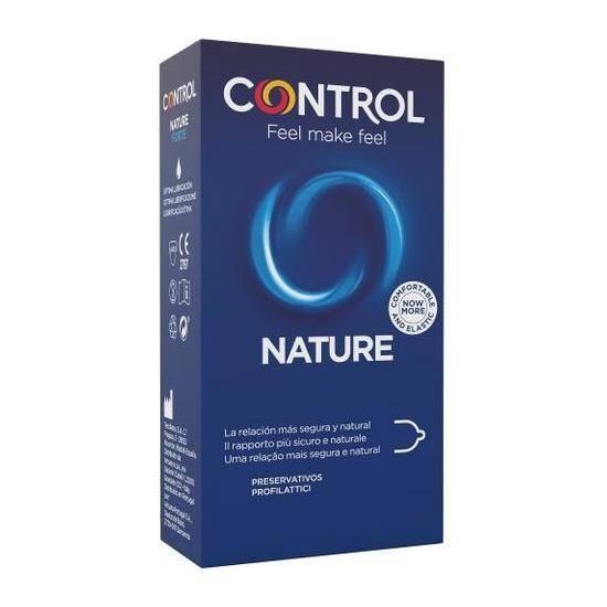 CONTROL PRESERVATIVOS NATURE 24UDS - Cosmética Erótica Preservativos Natural - Sex Shop ARTICULOS EROTICOS