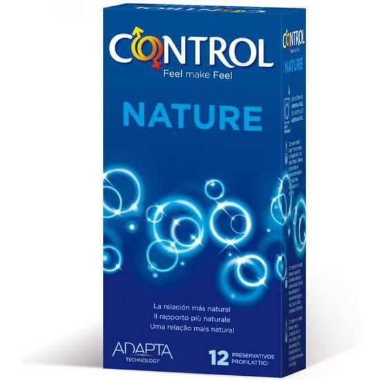 PRESERVATIVOS CONTROL NATURE 12UDS - Cosmética Erótica Preservativos Natural - Sex Shop ARTICULOS EROTICOS