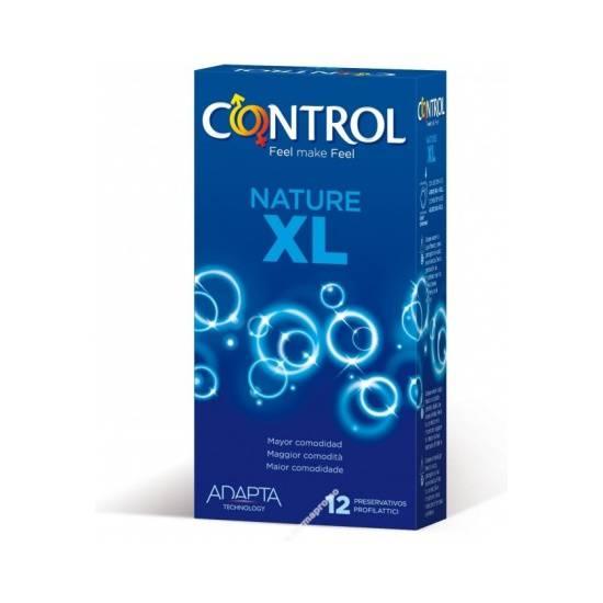 PRESERVATIVOS CONTROL XL 12UDS - Cosmética Erótica Preservativos Natural - Sex Shop ARTICULOS EROTICOS