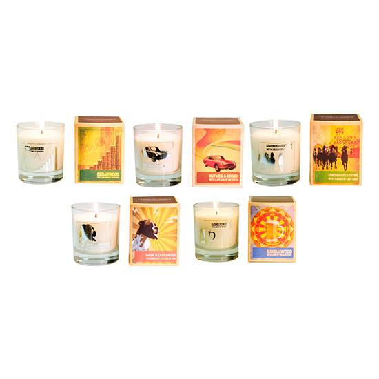 KIT VELAS MANS CANDLE - Afrodisiácos Inciensos -  Sex Shop ARTICULOS EROTICOS