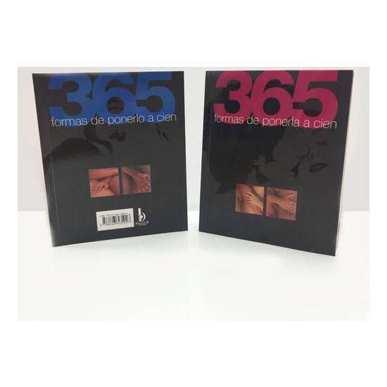 365 FORMAS DE PONERLA A CIEN/ 365 FORMAS DE PONERLO A CIEN - Libros Eróticos - Sex Shop ARTICULOS EROTICOS