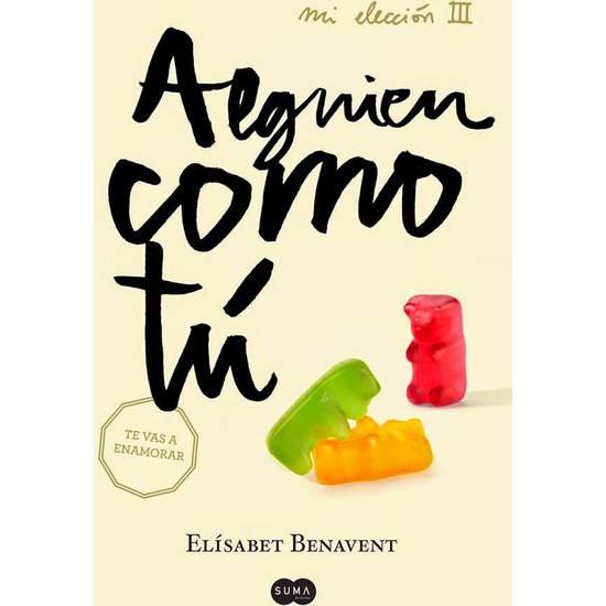 ALGUIEN COMO TU. MI ELECCION II - Libros Eróticos - Sex Shop ARTICULOS EROTICOS