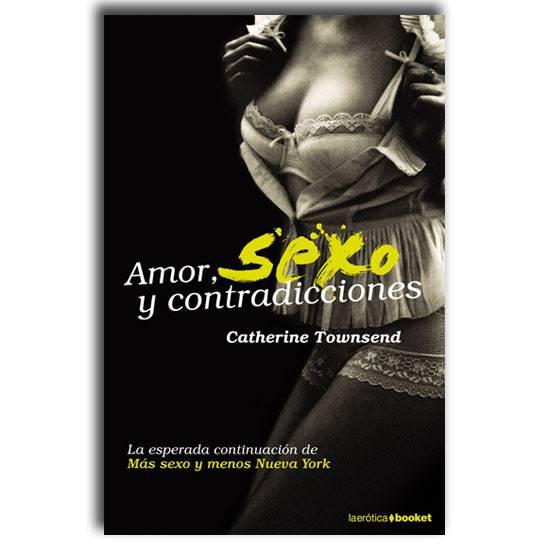 AMOR, SEXO Y CONTRADICCIONES - Libros Eróticos - Sex Shop ARTICULOS EROTICOS